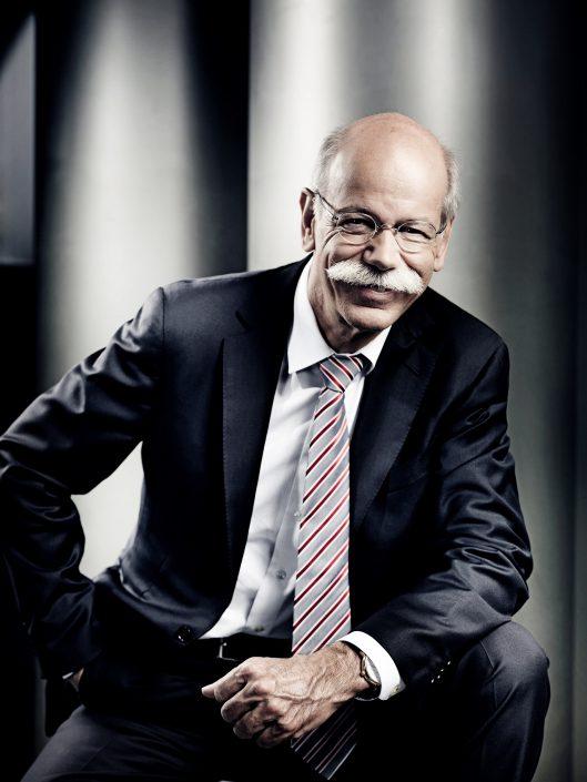 Dieter Zetsche, CEO Daimler AG