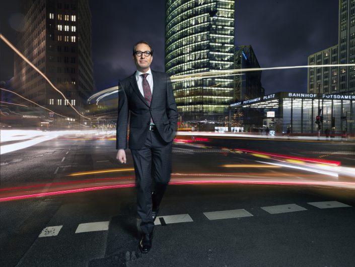 Alexander Dobrindt, Bundesminister für Verkehr und Infrastruktur