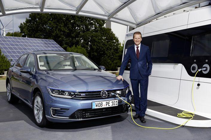 Herbert Diess, VW Vorstand