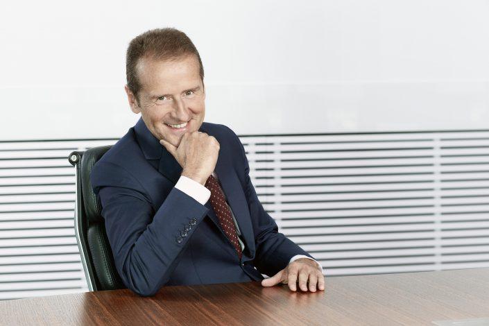 Dr. Herbert Diess, VW AG