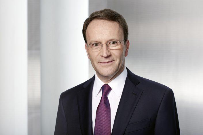 Dr. Ulf M.Schneider, CEO Fresenius AG