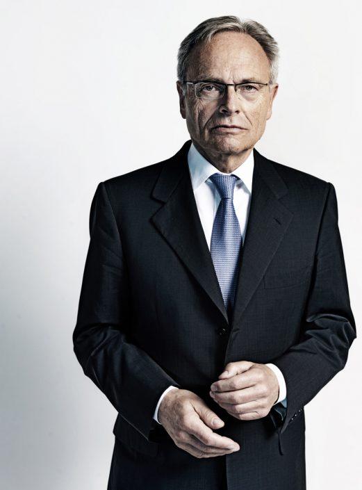 Günther Fielmann, CEO Fielmann AG