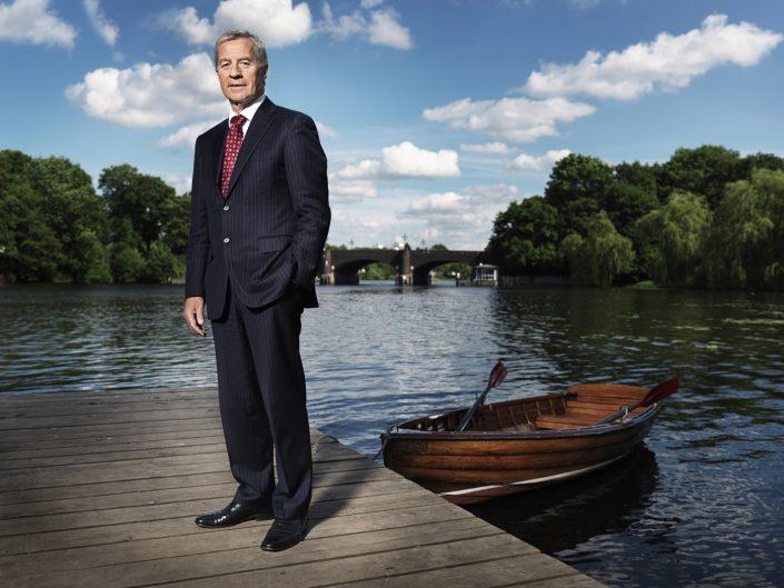 Jürgen Fitschen, CEO Deutsche Bank AG