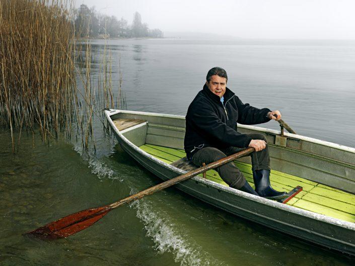 Sigmar Gabriel, SPD Parteivorsitzender