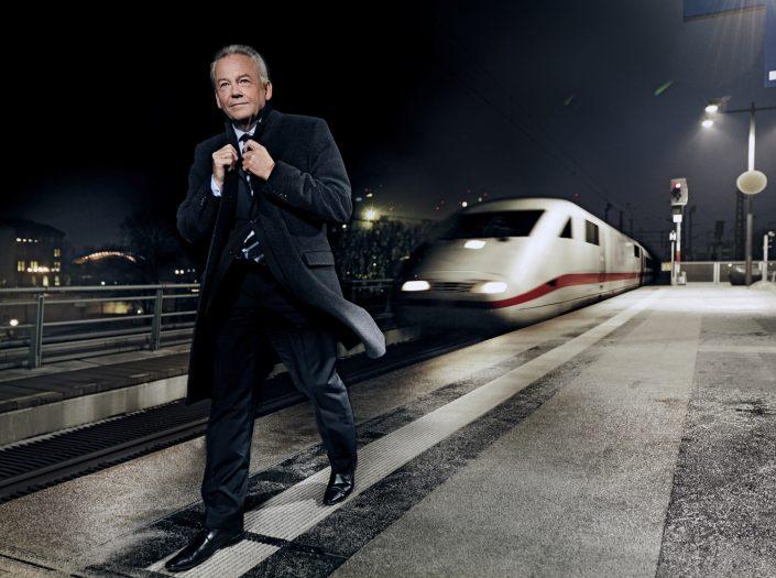 Rüdiger Grube, CEO Deutsche Bahn AG