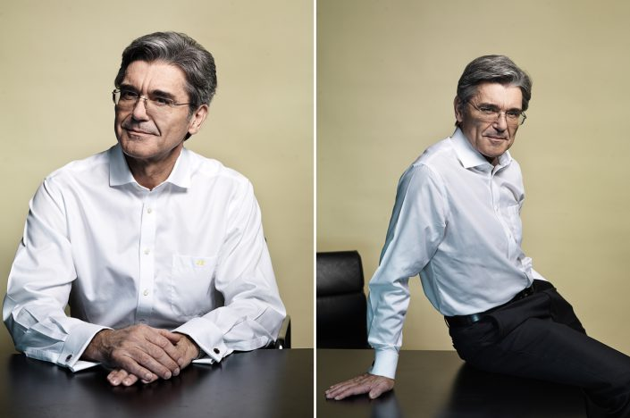 Joe Kaeser, CEO Siemens AG