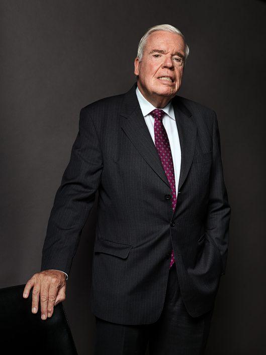 Klaus-Michael Kühne, Honorary Chairman Kühne + Nagel International AG