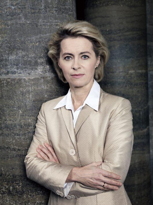 Ursula von der Leyen, Bundesverteidigungsministerin