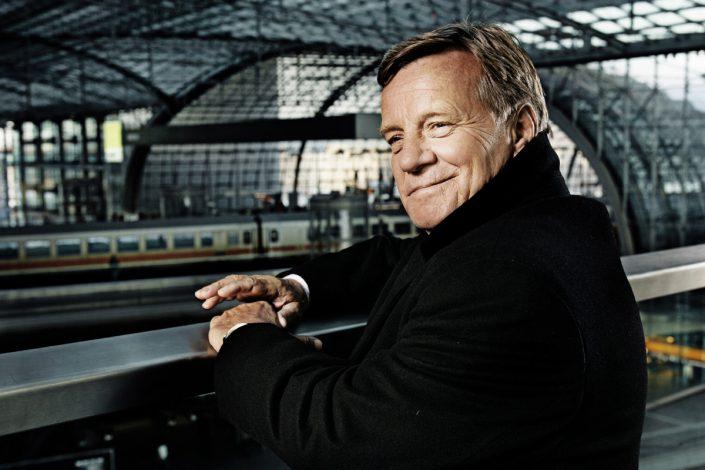 Hartmut Mehdorn, CEO DB