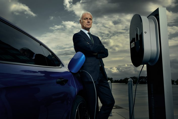 Matthias Müller, CEO VW AG