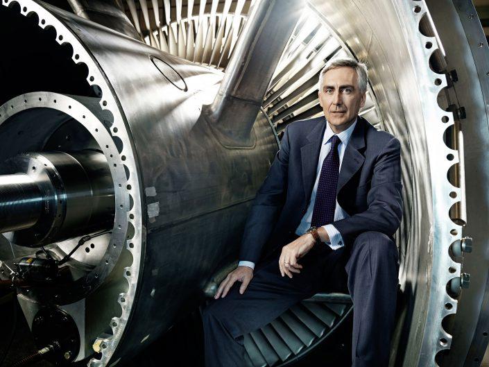 Peter Löscher, CEO Siemens AG