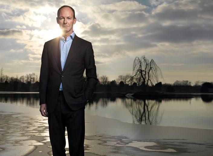 Thomas Rabe, CEO Bertelsmann SE & Co.KGaA