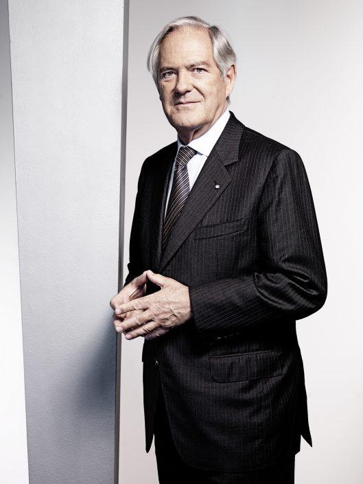 Roland Berger, Gründer Roland Berger Strategy Consultants