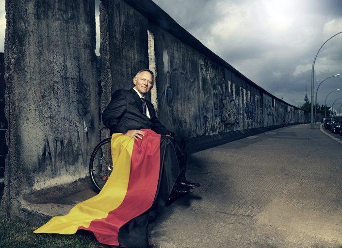 Wolfgang Schäuble, Innenminister
