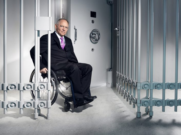 Wolfgang Schäuble, Bundesfinanzminister