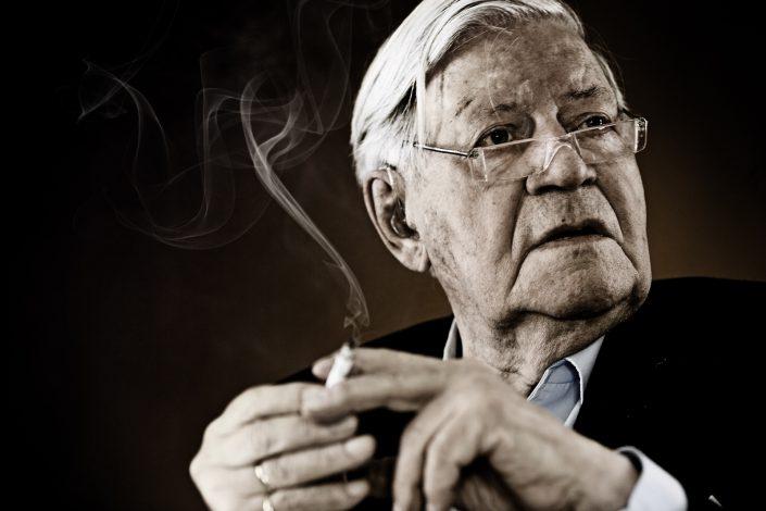 Helmut Schmidt, Alt-Bundeskanzler