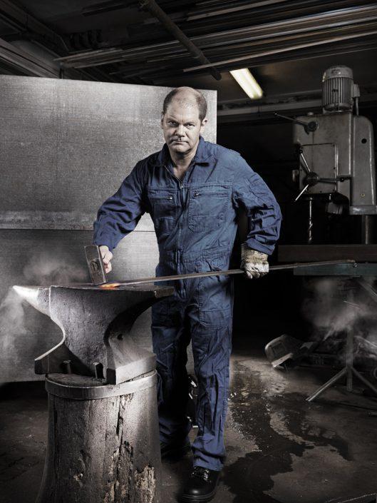 Olaf Scholz, Arbeitsminiister