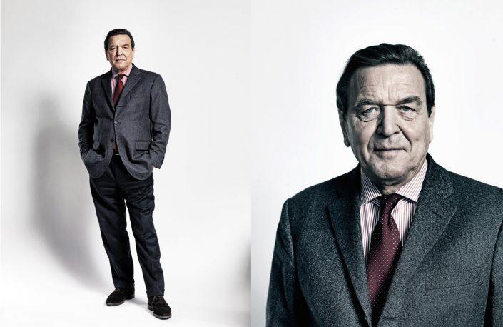 Gerhard Schröder, Altbundeskanzler