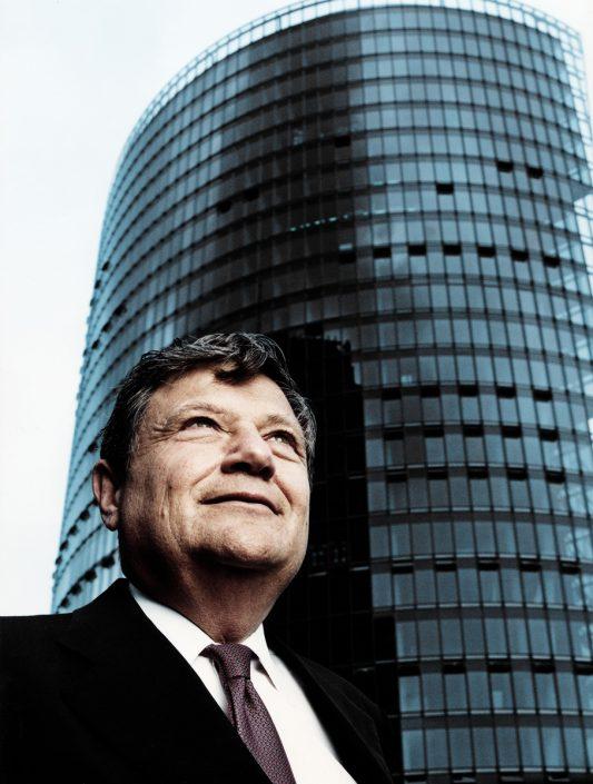 Jerry Speyer, CEO TishmanSpeyer