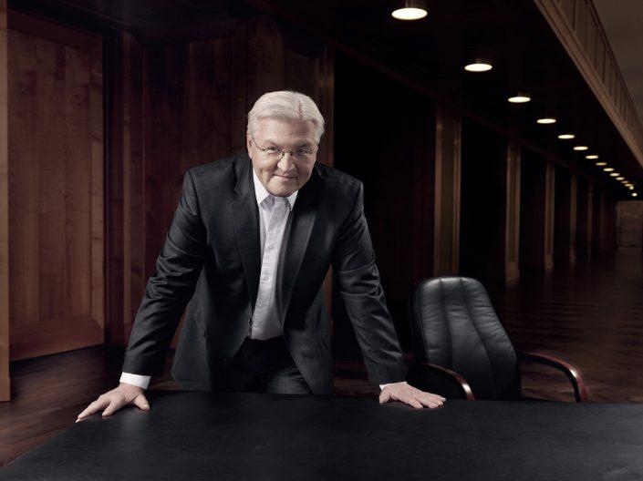 Frank-Walter Steinmeier, SPD Fraktionsvorsitzender
