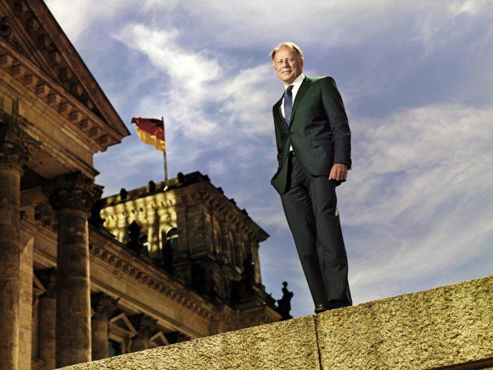 Jürgen Trittin, Fraktionsvorsitzender Bündnis 90/Die Grünen