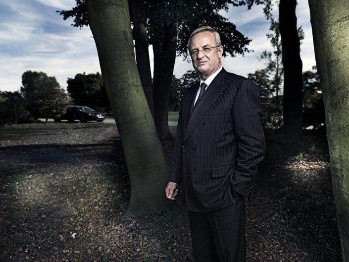 Martin Winterkorn, CEO VW AG